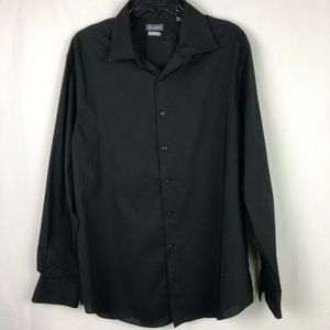Van Heusen Fitted and Wrinkle Free Dress Shirt
